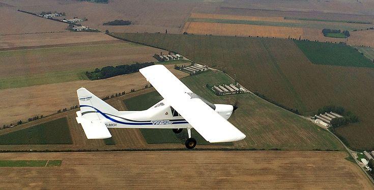 60 Min. Flugzeug selber fliegen Taucha #Himmel #Geschenk #Heimat