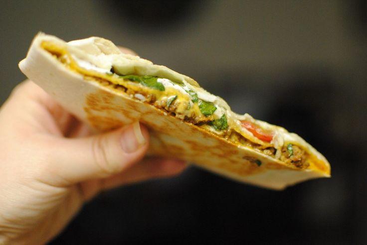 Copycat Taco Bell Crunchwrap Supreme #copycat #tacobell | CupcakeDiariesBlog.com