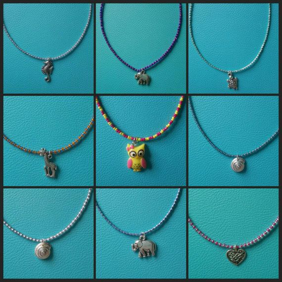 Hey, I found this really awesome Etsy listing at https://www.etsy.com/au/listing/265309671/animal-necklaces