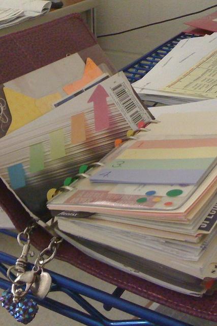 Toutes les tailles   filofax at work-at work! :), via Flickr.