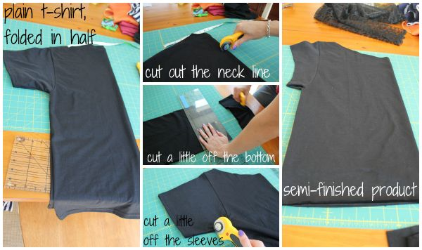 DIY Lace T-Shirt Refashion | Ma Nouvelle Mode