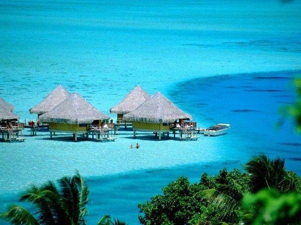 Französisch Polynesien Urlaub