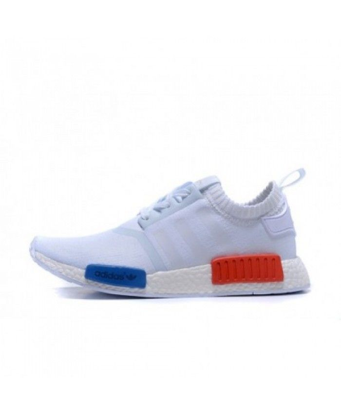 Adidas NMD Runner PK Mens All White UK Sale Trainers. Adidas NmdAdidas  ShoesShoe SaleAll WhiteTrainersKidsMenInfantsChildren
