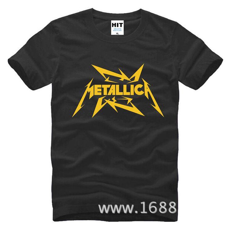 Resultado de imagen para camisas de metallica