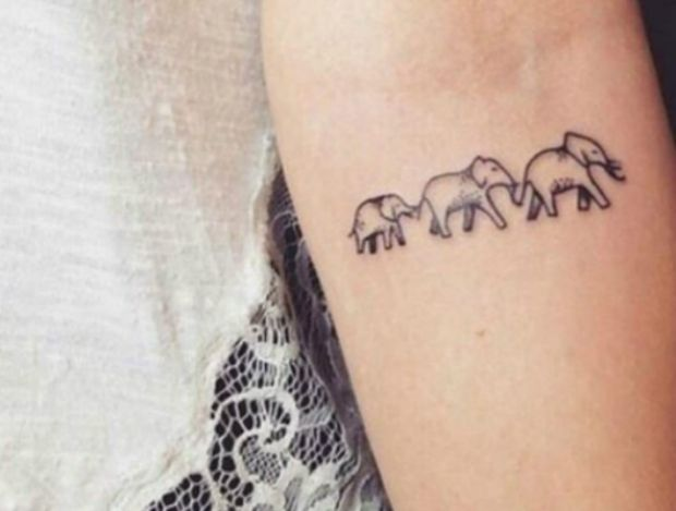 16 Tiny Tattoos With BIG Meanings                                                                                                                                                     More