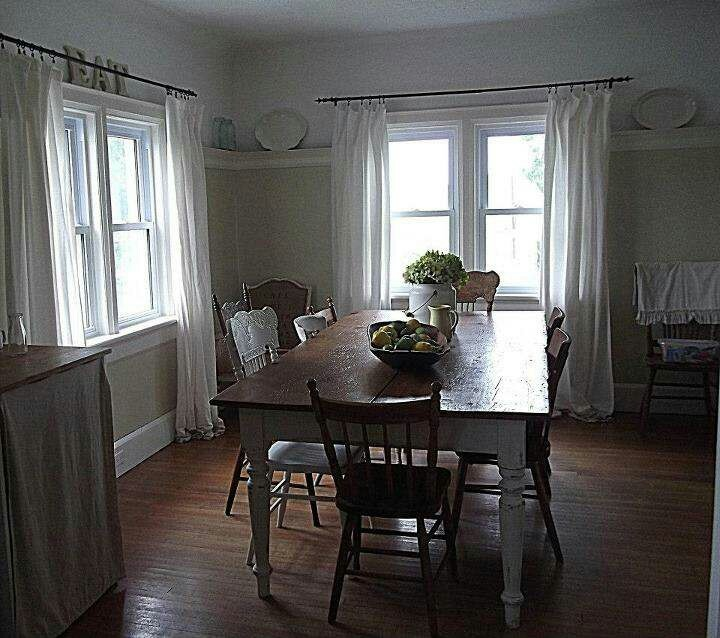 Country Dining Room Sets: 23 Best Images About Country Dining Rooms On Pinterest