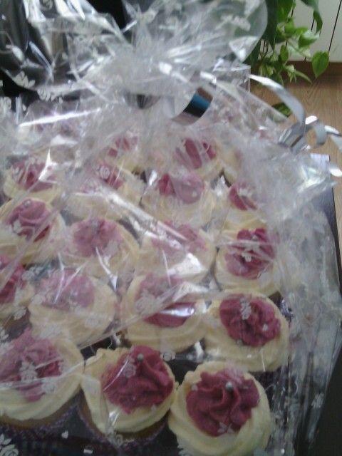 Cupcakes  para llevar
