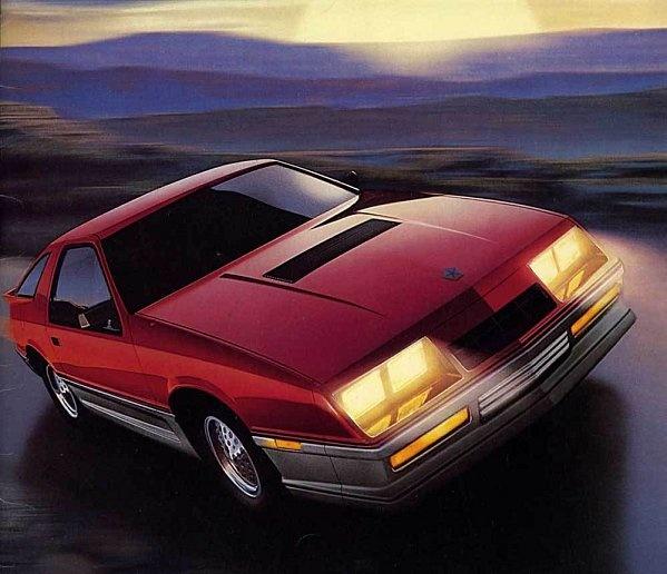 1990 Dodge Daytona Cs Turbo