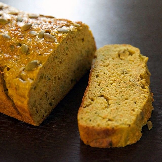 The Paleo Loaf from Round 3 of the I Quit Sugar 8-Week Program.