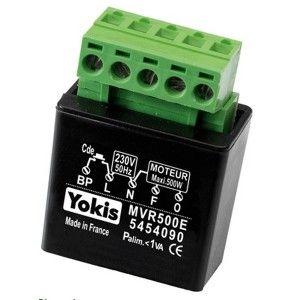 Micro module commande volet roulant MVR500E