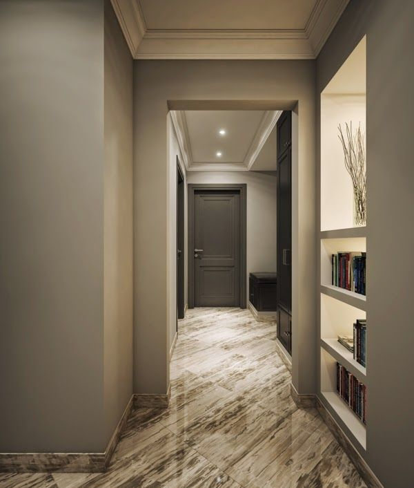 18 best hallway decorating ideas images on pinterest for Small hall design