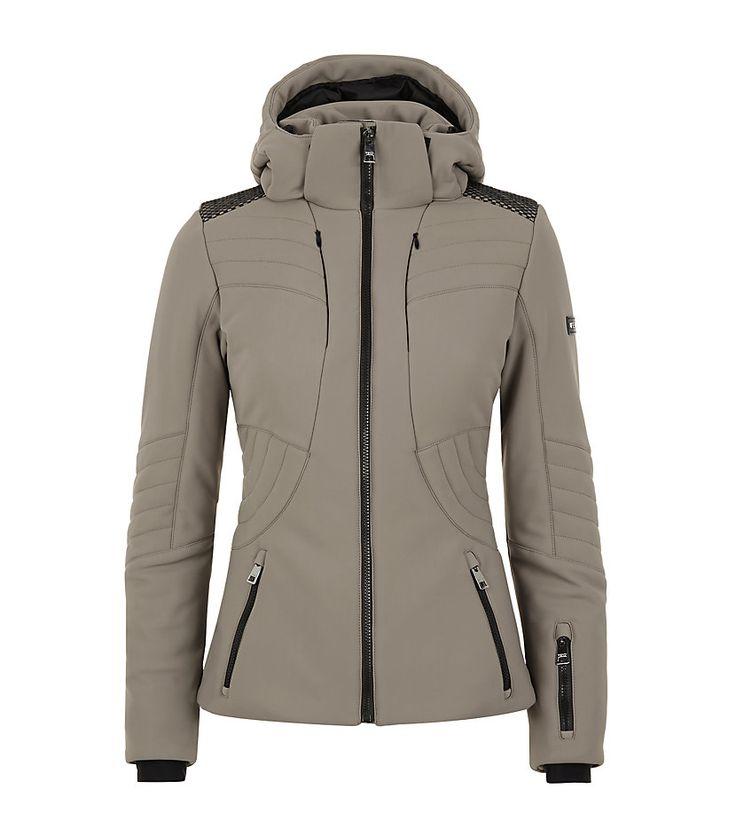 Fendi Fitted Tech Ski Jacket | Harrods