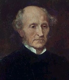 John Stuart Mill (Londres, 20 de mayo de 1806 — Aviñón, Francia, 8 de mayo de 1873) fue un filósofo, político y economista inglés representante de la escuela económica clásica y teórico del utilitarismo, planteamiento ético propuesto por su padrino Jeremy Bentham, que sería recogido y difundido con profusión por Stuart Mill.