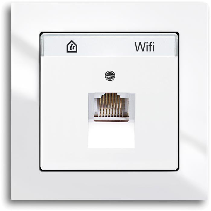 Gezielt und dosiert: Verteilung von WLAN-Signalen über Steckdosen-Accesspoint