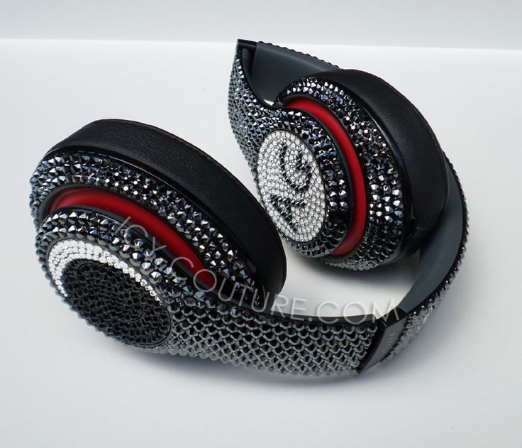 ICY Couture LIMITED EDITION Custom Beats with Swarovski Crystals