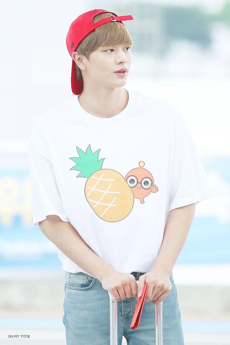 Yook Sungjae from BTOB