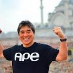 Q with Guy Kawasaki, author of APE: Author, Publisher, Entrepreneur - How to Publish a Book
