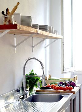 My kitchen - industrial - kitchen - other metro - sharon_gur
