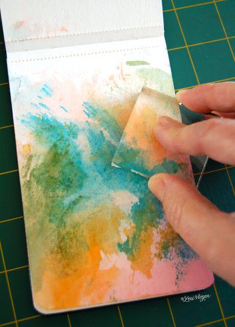177 best techniques peinture et mixed médias images on Pinterest