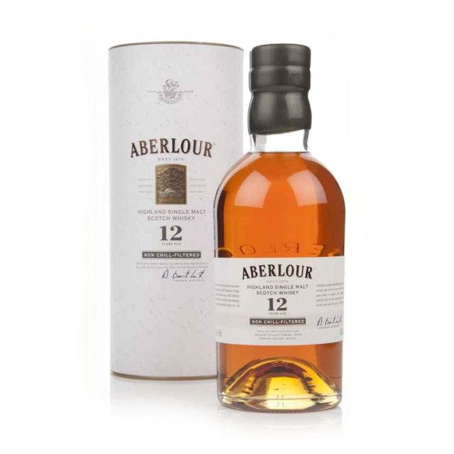 "Aberlour - Whisky 12 Anni ""Non Chill-Filtered"" 70 cl. (S.A.)"