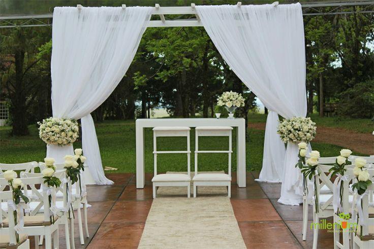 Casamento @ Vinícola Laurentia por Millenium Festas