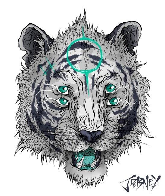 J.D: Idea Jdebney, Art Gallery, Animal Art, Artsy Tattoo, Jordans, Illustration, Jordan'S, Tigers