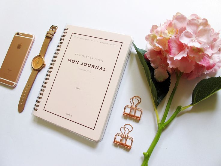 A Mini Tour on Simple Journal Planner by Mochithings - Dida Did Id