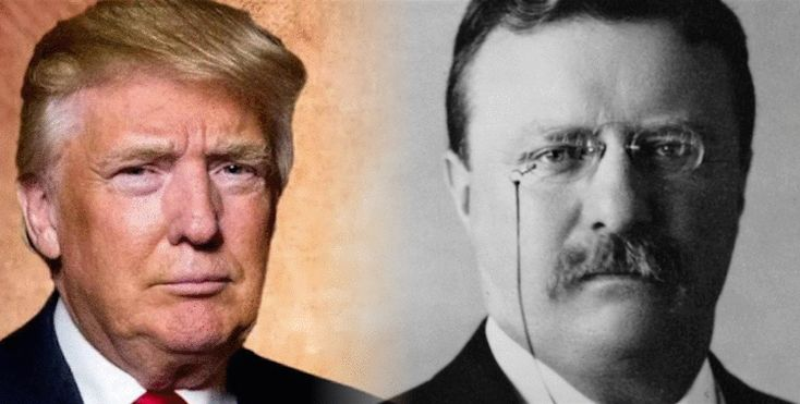 What Teddy Roosevelt Can Teach us about a Trump Presidency by Mark J. Stoddard | Meridian Magazine - LDSmag.com | Once Trumpians finish rejoicing, Hillaryites walk away from the ledge, and McMullin's wake up to reality, we all will wonder what kind of president will Trump be. Soothsaying without a history book is vain, so, in examining past presidents one president stands out as awfully similar to Donald Trump.
