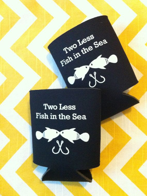 two less fish in the sea wedding ideas pinterest