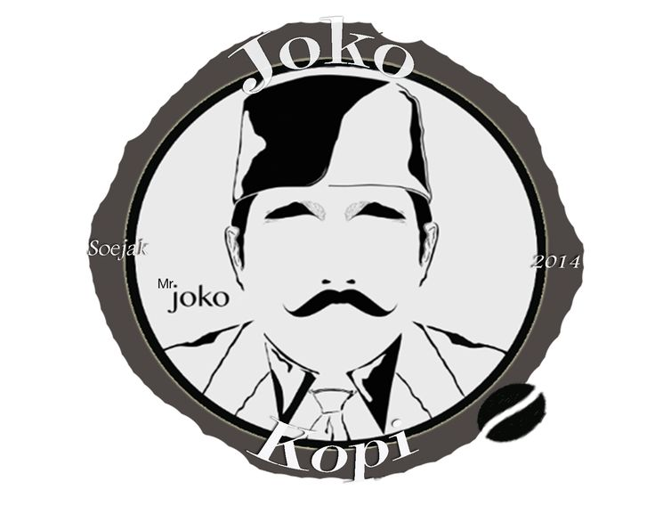 #joko #kopi #logo #creative #coffee #shop #caffee #semarang #ungaran #indonesia #manual #brewing #single #origin