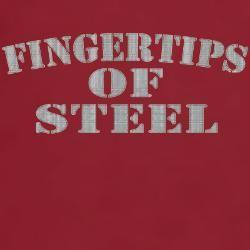 Fingertips of Steel T-Shirt
