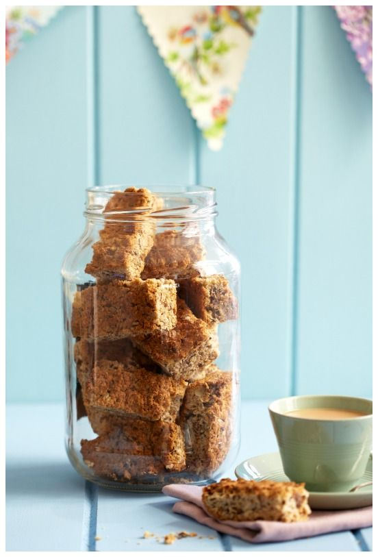 Beauteous Bakes - Bob Skinstad's health rusks ... NBNB could these be the same as Gran's