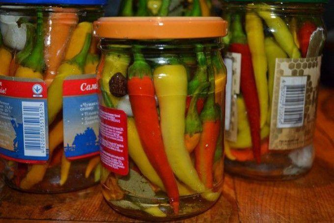 Nakládané beraní rohy - skvělý recept jak uchovat domácí zeleninu na zimu