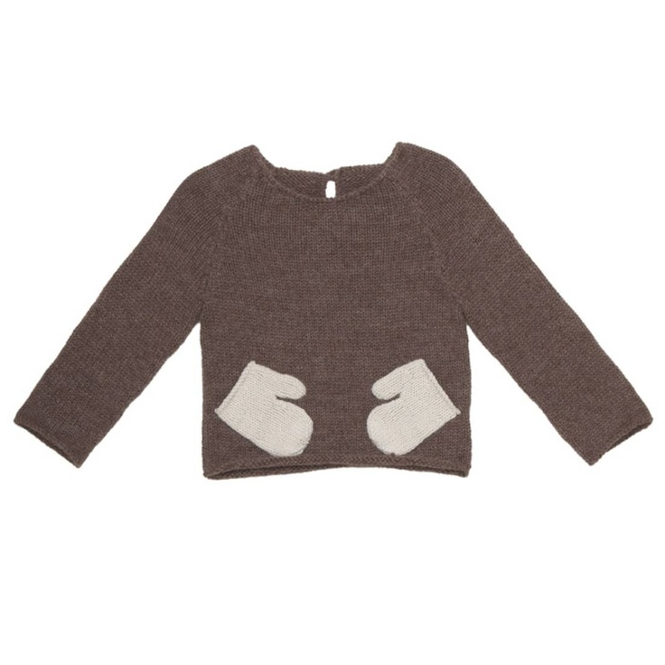 OEUF NYC ACCESSORIES Alpaca pull - over