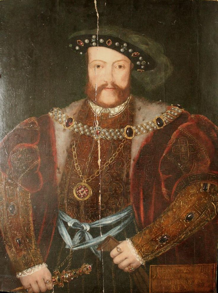 King Henry VIII. Rei Henrique VIII da Inglaterra. Heinrich VIII.