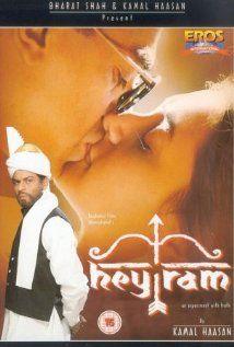 Hey Ram (2000) - very brief cameo from Shahrukh Khan