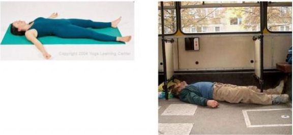 How doing yoga is basically the same as getting completely wasted....