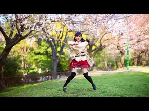 ニコニコ動画にあげられているものを手直ししたものです。 そのため若干違っています。 【紫音リア】千本桜踊ってみた【オリジナル振り付け】 http://www.nicovideo.jp/watch/sm16379376 紫音リア http://www.nicovideo.jp/mylist/16632183 htt...