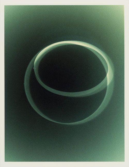 Josh Brand - Green,Yellow,Black, White (2009), chromogenic print, 14 x 11 inches. © 2010 Josh Brand