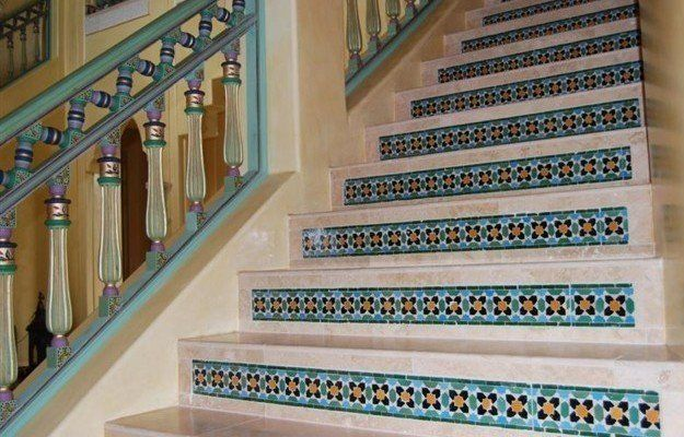 Марокканская плитка в интерьере: 55 колоритных примеров   Свежие идеи дизайна интерьеров, декора, архитектуры на INMYROOM