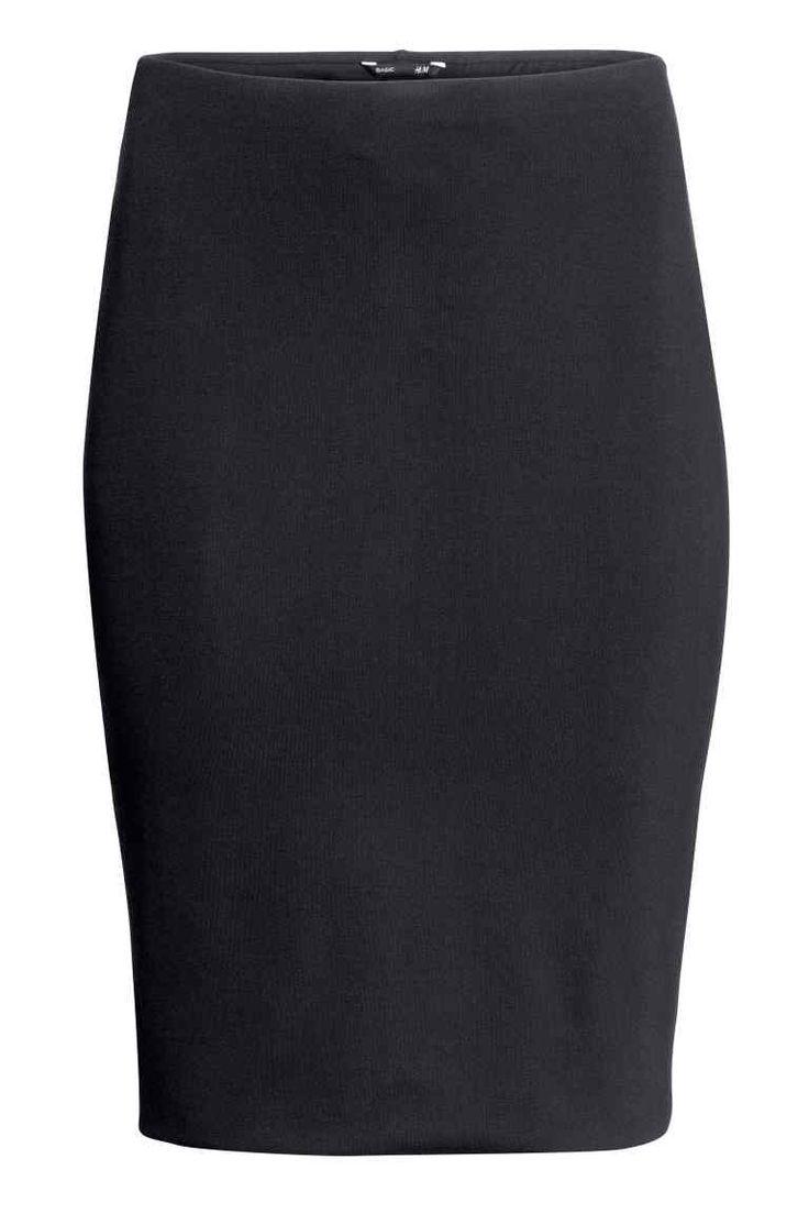 Spódnica ołówkowa | H&M