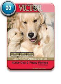 GF Yukon River Salmon Victor Super Premium Dog Food