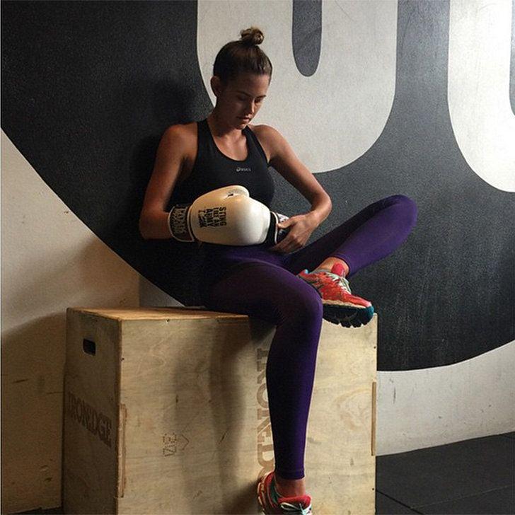 My Week in Workouts: Jesinta Campbell