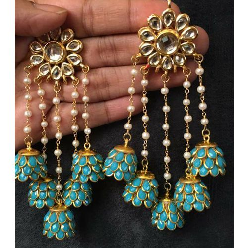 Jhummak Earrings