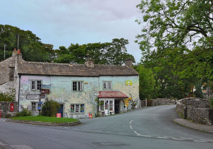 Malham a charmingly rustic building in the dales