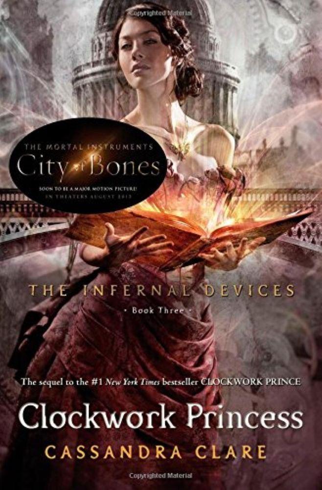 Clockwork Princess (Infernal Devices) [Hardcover] by Clockwork Princess (Inferna
