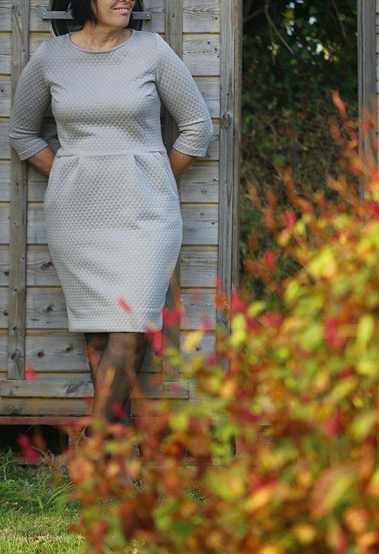 Robe Lora d'automne