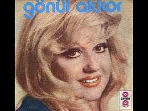 Gonul Akkor - Silemezler Gonlumden - YouTube