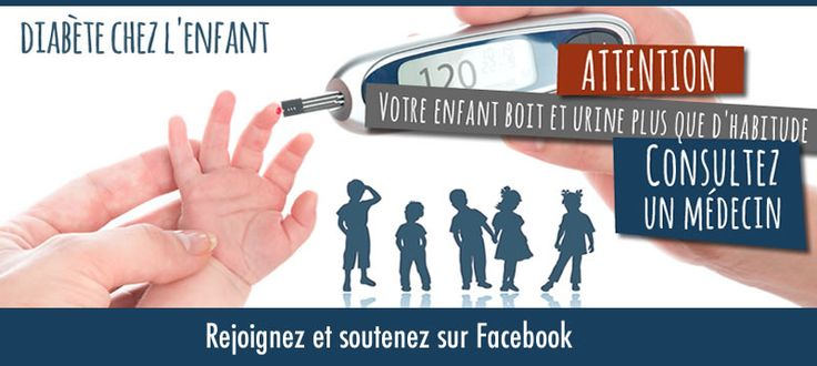 #diabete #enfant
