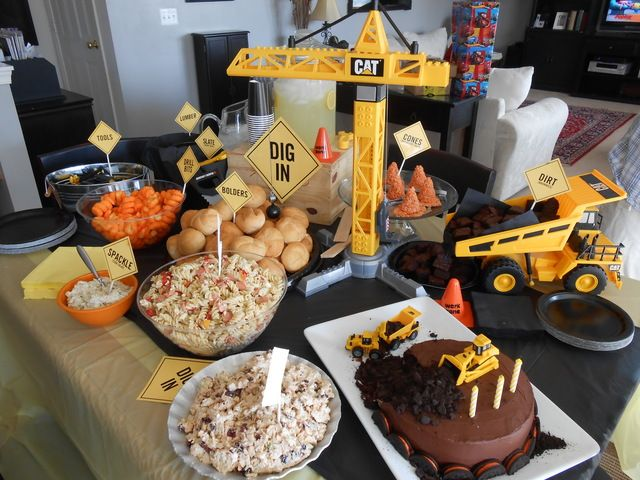 """Photo 1 of 12: Construction party / Birthday """"Wil's 3rd Birthday"""" 